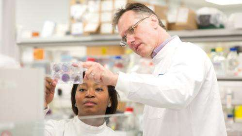 Cancer Research UK launches trial of new lymphoma treatment