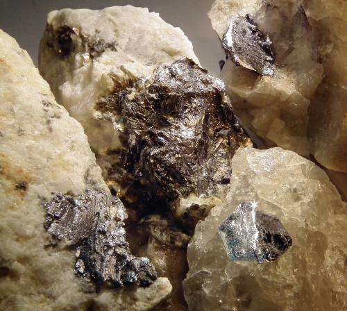 Can material rivaling graphene be mined out of rocks? Yes, if...
