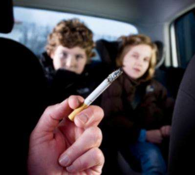 Cardiff University research informs Wales' decision to ban smoking in cars carrying children