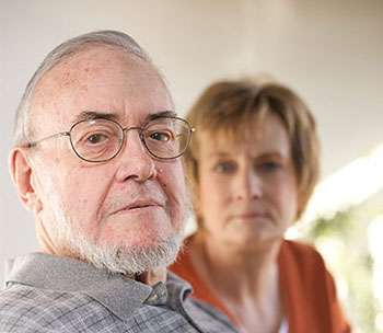 Carers for the elderly experience stress and their careers suffer