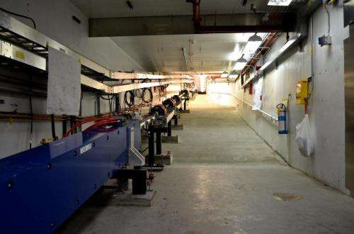 CEBAF beam goes over the hump: Highest-energy beam ever delivered at Jefferson Lab