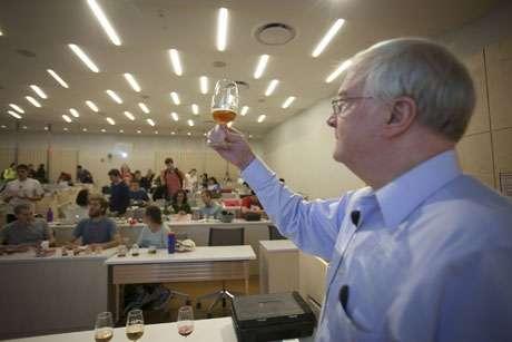 Cheers to better beer foam!
