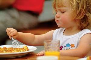 Children and adolescents with eating disorders clinically distinct