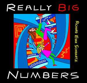 Children's book explores Really Big Numbers
