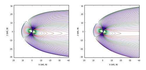 Cluster helps to model Earth's mysterious magnetosphere