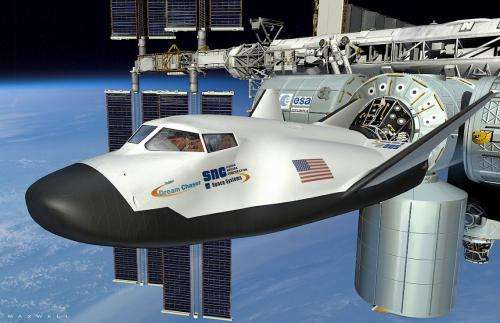 Commercial dream chaser closer to critical design review and first flight