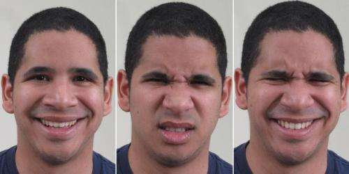 Computer maps 21 distinct emotional expressions -- even 'happily disgusted'