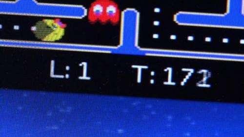 Computers teach each other Pac-Man