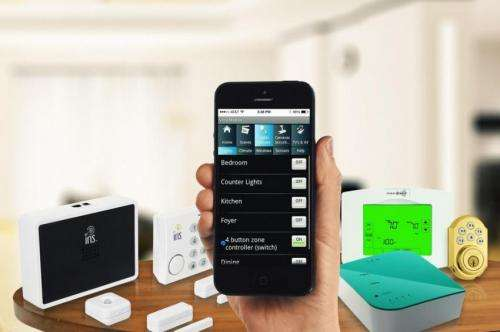 Connected devices in smart homes have control issues