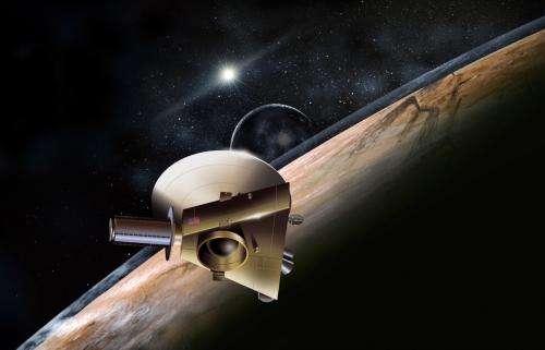 Countdown to Pluto