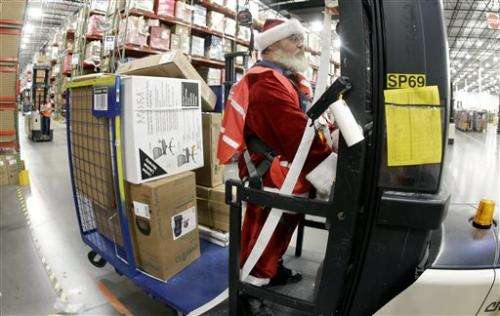 Cyber Monday shoppers give retailers sales bump