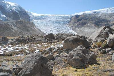 Dartmouth-led research shows temperature, not snowfall, driving tropical glacier size
