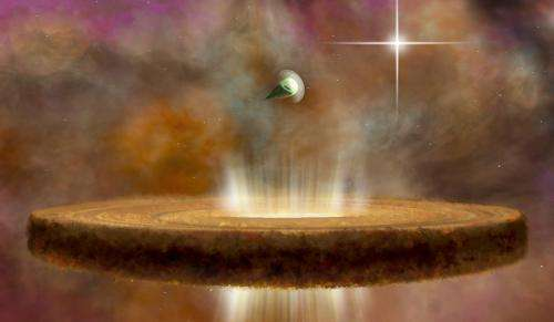 'Death stars' in Orion blast planets before they even form