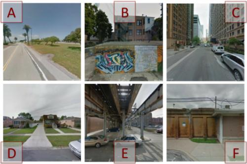 Deep-learning algorithm can weigh up a neighborhood better than humans