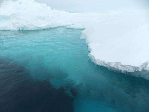 Deep ocean current may slow due to climate change