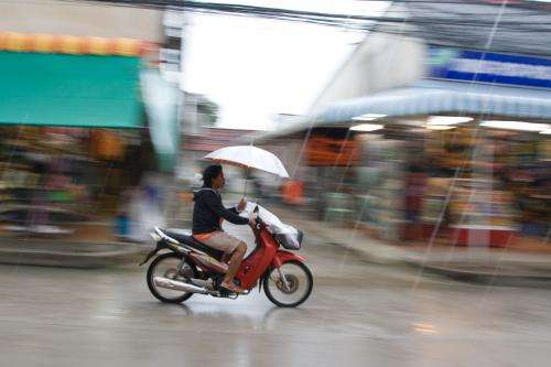 Developing nations ride a motorcycle boom