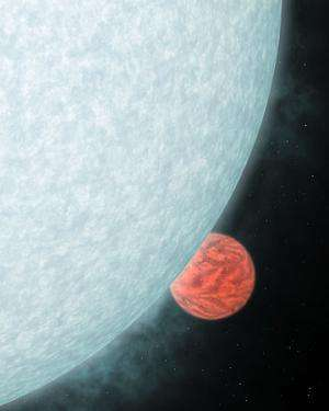 'Dimer molecules' aid study of exoplanet pressure, hunt for life