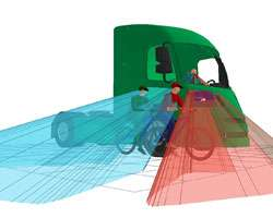 Direct Vision lorries would save hundreds of lives, says study