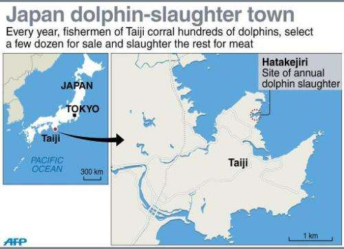 Dolphin slaughter