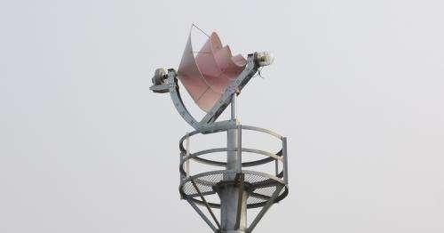 Dutch company launches new-generation urban wind turbines