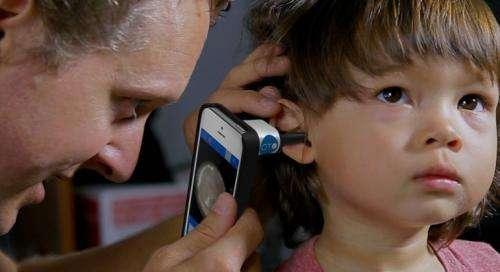 Ear-check via phone can ease path to diagnosis