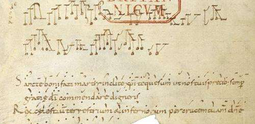 Earliest known piece of polyphonic music discovered