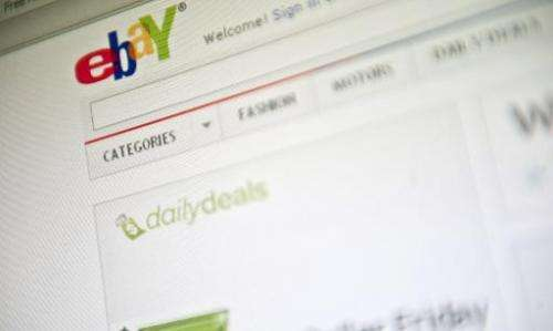 eBay said cyberattackers broke into its database with customer names, passwords and other personal data earlier this year