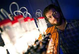 Engineering light-controlled proteins