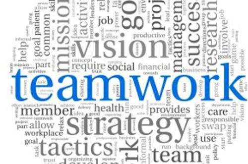 Enhanced communication key to successful teamwork in dynamic environments