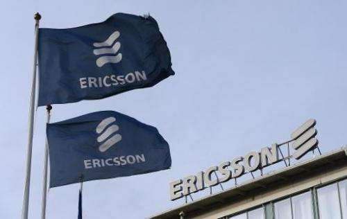 Ericsson's headquarters in Stockholm's suburb of Kista. The Swedish telecom equipment is to stop developing modems, a decision a