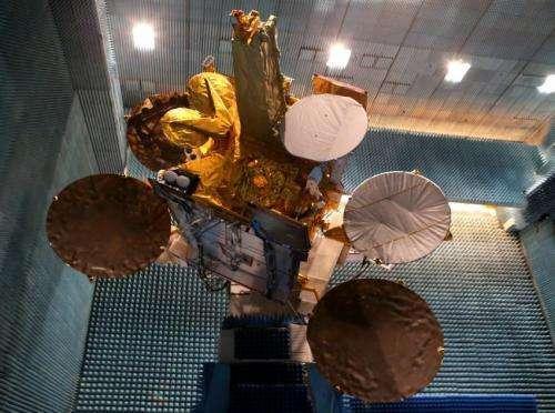 ESA image: The gold standard