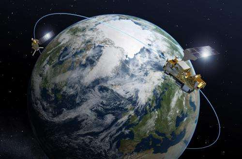 Europe secures new generation of weather satellites