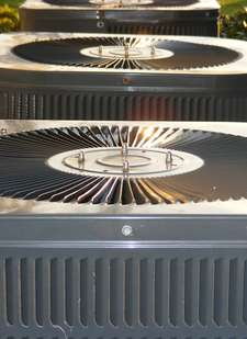 Excess heat from air conditioners causes higher nighttime temperatures