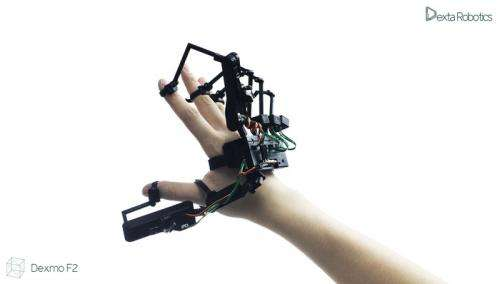 Exoskeleton will carry closer touch with digital world