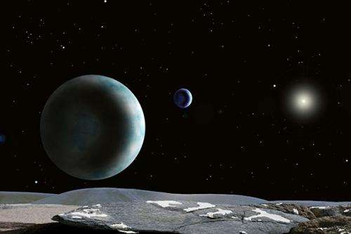 Experts and audience contest Pluto's 'dwarf planet' status