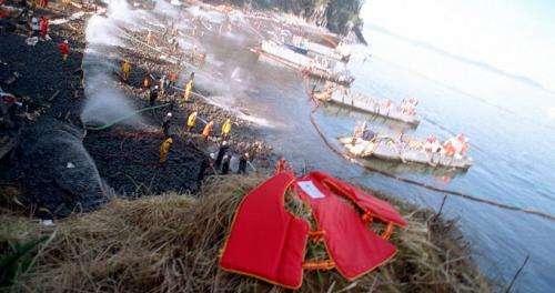 Exxon Valdez oil spill, 25 years later