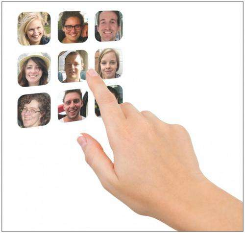 Facelock: A new password alternative which plays to the strengths of human memory