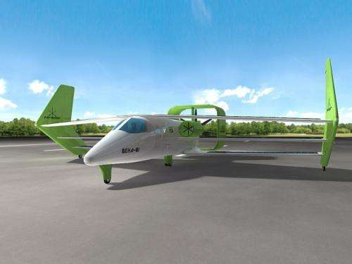 Faradair team determined to make hybrid BEHA fly