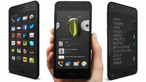 Amazon cuts Fire phone price to ignite sales