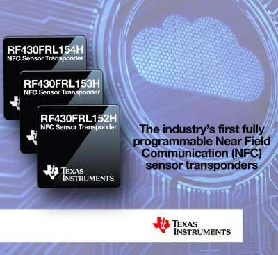 First fully programmable ISO 15693-compliant 13.56 MHz sensor transponder