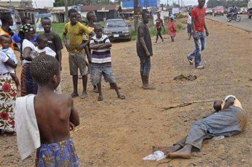 Fourth doctor dies of Ebola in Sierra Leone