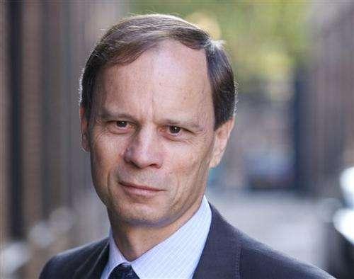 Frenchman Tirole wins Nobel economics prize