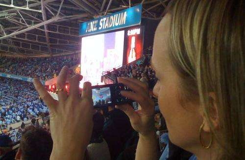 Game on for a digital revolution in sport stadiums