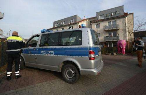 German police are considering using crime prediction software