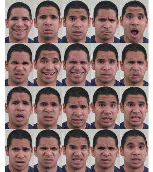 Computer maps 21 distinct emotional expressions—even 'happily disgusted'