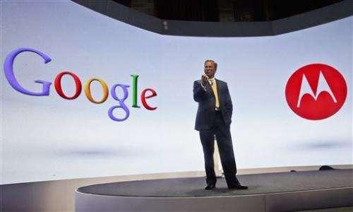 Google selling Motorola phone business to Lenovo
