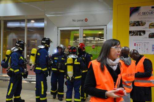 Greater safety and security at Europe's train stations
