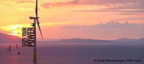 Groundbreaking analysis shows China's renewable energy future within reach