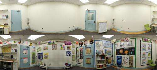 Heavily decorated classrooms disrupt attention and learning in young children