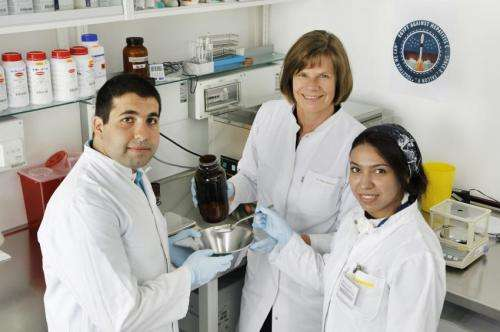 Hepatitis C virus proteins in space